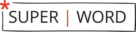 SUPER | WORD. Ihre Agentur für Text, Sprachtrainings, Übersetzungen. In Deutsch, Englisch, Französisch, Russisch, Bulgarisch.