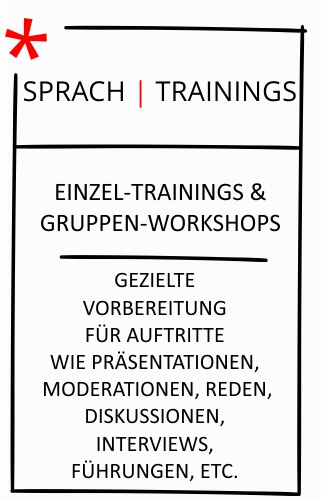 Sprach Coaching